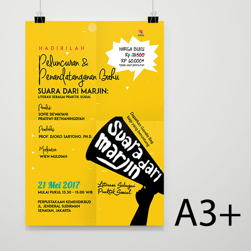 Poster A3+
